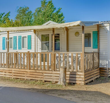 mobil-home 2ch 6personnes